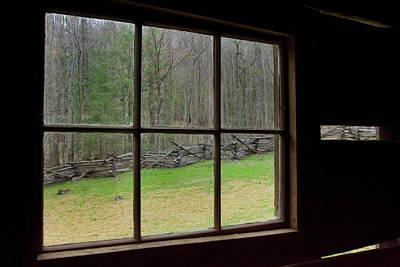 Abandoned Cabins Smoky Mountains Art Prints
