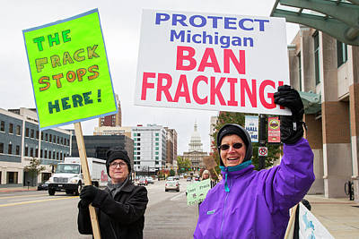 Designs Similar to Anti-fracking Protest