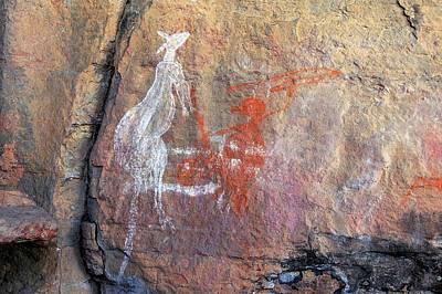 Designs Similar to Aboriginal Rock Paintings