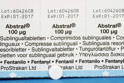 Designs Similar to Abstral Painkiller Drug