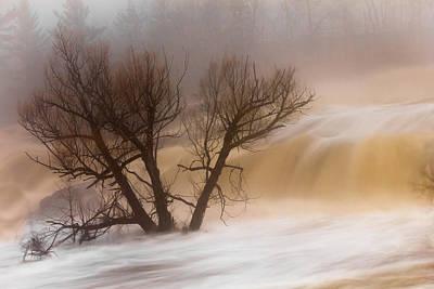 Against The Current St. Louis River Jay Cooke Thomsen Reservoir Spring Prints