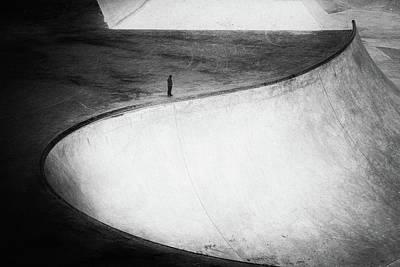 Loneliness Art Prints