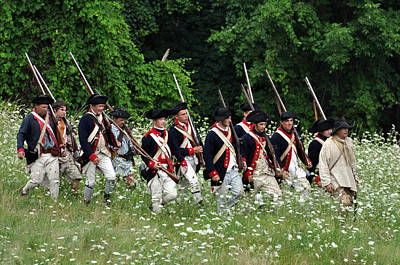 Revolutionary Wars Re-enactment Photographs