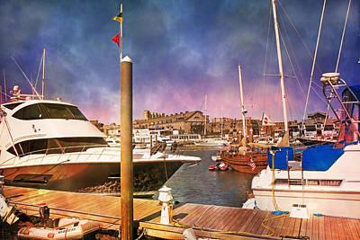 Designs Similar to Boston Marina by Betsy Knapp