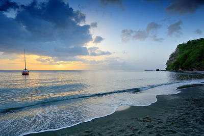 Designs Similar to Caribbean Sunset - St. Lucia