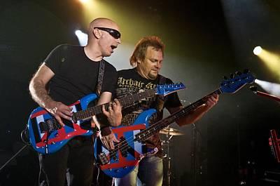 Joe Satriani Photographs