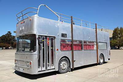 Bus In San Francisco Prints