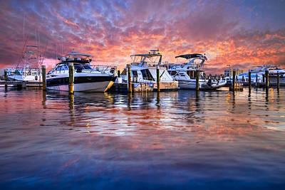 Designs Similar to Evening Harbor