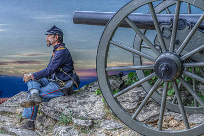 Designs Similar to Evening On Little Round Top