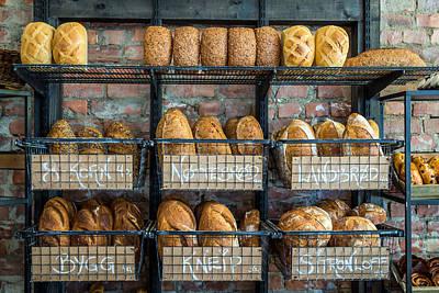 Bread Photographs