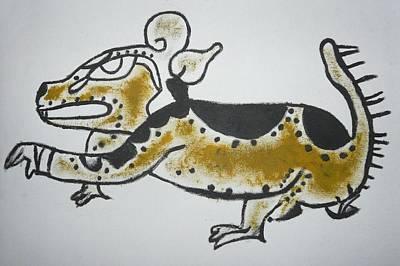 Mayan Literature Paintings