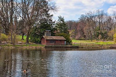Haverford Duck Pond Prints