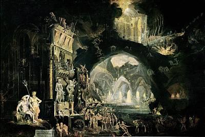 Purgatory Art Prints