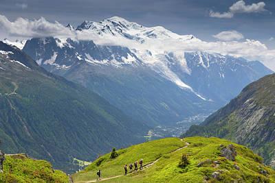 Tour Du Mont Blanc Posters