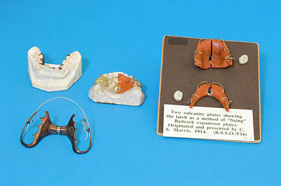 Designs Similar to Historical Orthodontic Plates