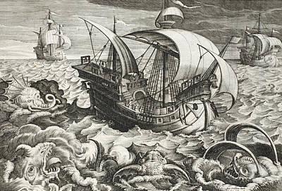 Dragon Boats Art Prints