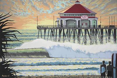 Huntington Beach Paintings