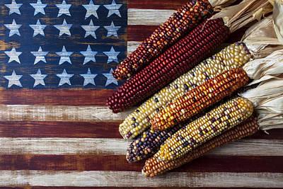 Corn Seeds Prints