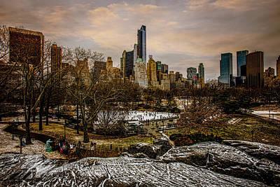 Warner Park Digital Art