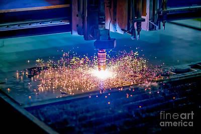 Plasma Cutter Art