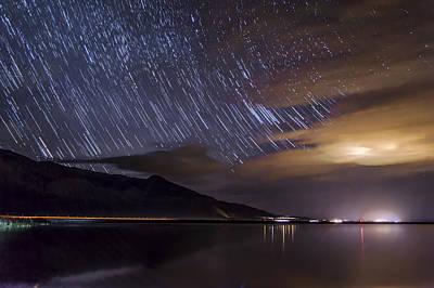 Designs Similar to Klondike Lake Star Trails