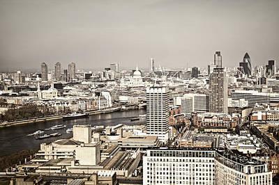 Designs Similar to London Cityscape