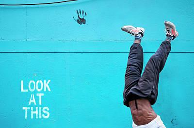 Street Performers Photographs
