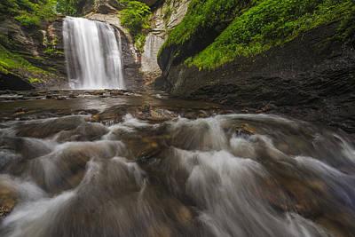 Blue Ridge Parkway Waterfalls Posters