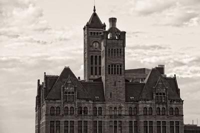 Union Station In Nashville Prints