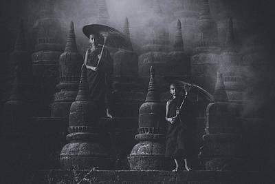 Pagoda Posters