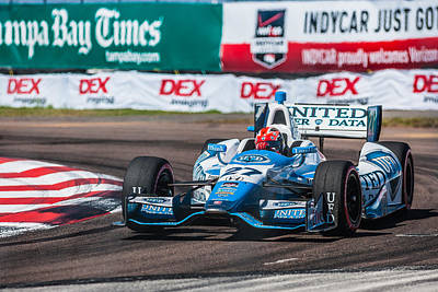 Grand Prix St Petersburg Prints