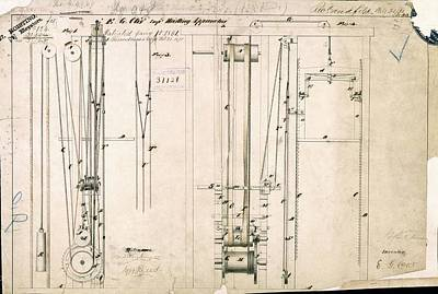 Designs Similar to Otis's Safety Elevator Patent