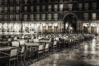 Designs Similar to Rainy Plaza by Joan Carroll