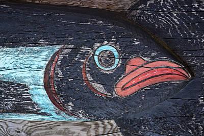 Designs Similar to Raven Totem Figure