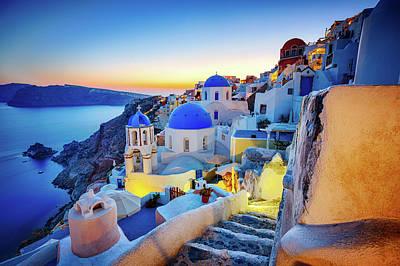 Designs Similar to Romantic Travel Destination Oia