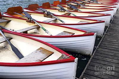 Designs Similar to Rowboats by Elena Elisseeva