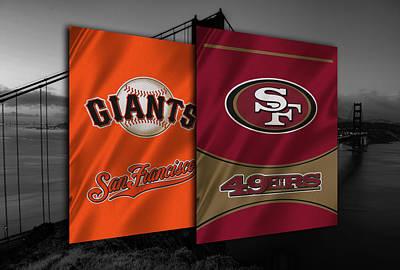 Designs Similar to San Francisco Sports Teams