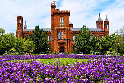 Designs Similar to Smithsonian Castle by Mitch Cat