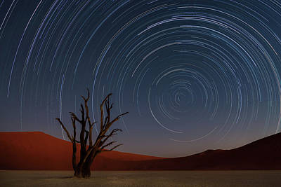 Designs Similar to Star Trails Of Namibia