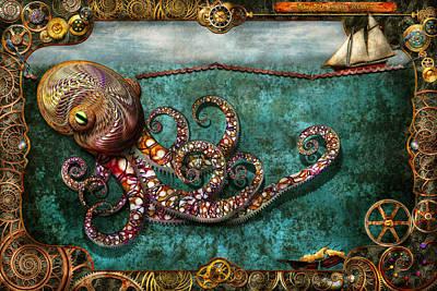 Sea Life Framed Prints