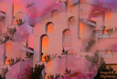 Amazing Sunset Digital Art Prints