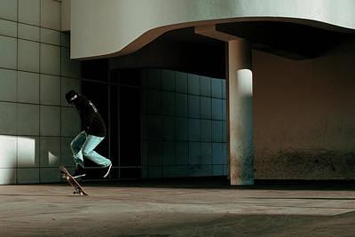 Skateboard Art Prints