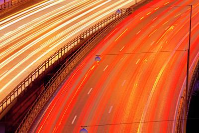 Traffic Congestion Art