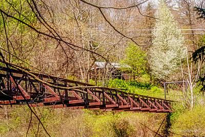 Designs Similar to Swinging Bridge by Darlene Bell