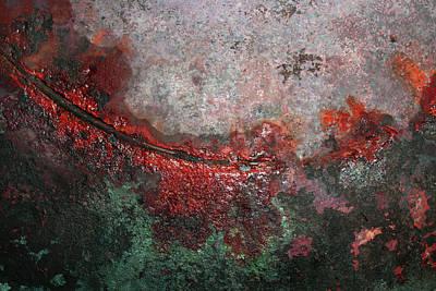 Copper Patina Prints