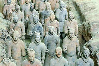 Qin Shi Huang Photographs