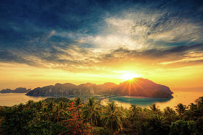 Designs Similar to Thai Seascape by Lightkey
