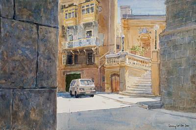 Birgu Paintings