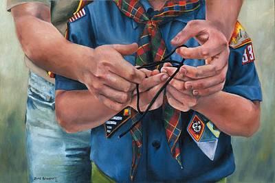 Ties That Bind Paintings