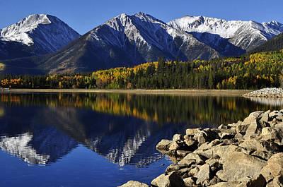 Mt. Massive Photographs Original Artwork